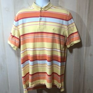 Brooks Brothers Polo Striped Shirt - Men's Large